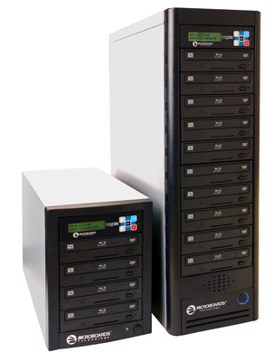 Microboards QD-123 Duplicator