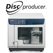 Automated Duplicator - Epson DiscProducer