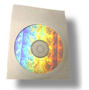 One of the most popular ways to  give your CD or DVD project a finished professional packaged look.